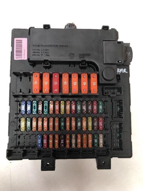 Bmw Z4 E85 E86 2 0i Manual Under Dashboard Fuse Box