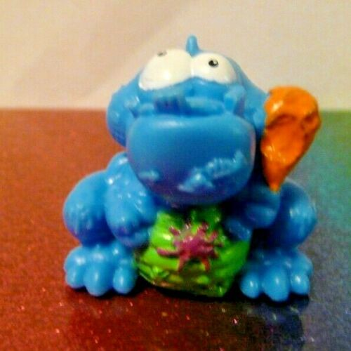 Zuru Smashers Series 3 #56 MUNCH-O-SAUR Blue Mini Figure Mint OOP