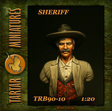TARTAR MIN. TRB90-10 Sheriff busto scala 1/20