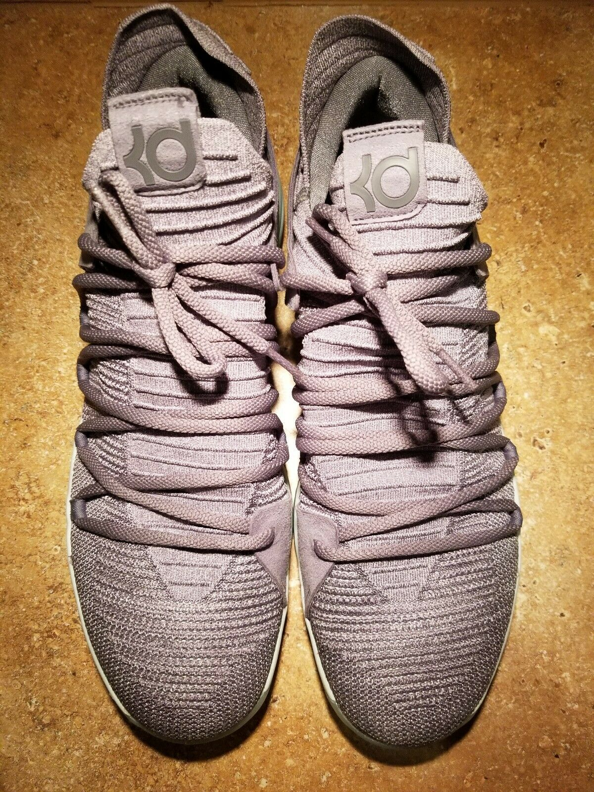 "Nike KD 10 ""Igloo"" Cool GreyIgloo White 897816 002 On Sale"