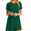 Women-039-s-Casual-Short-Sleeve-Solid-Loose-Tunic-Top-Shirt-Blouse-Dress-Plus-Size thumbnail 9