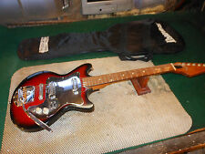 1960s Kawai 2 pickup Electric guitar Electric Hound dog Taylor Teisco SSL2