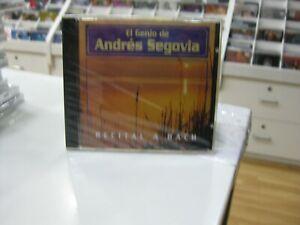 El-Genio-de-Andrews-Segovia-CD-Espagnol-Considerant-A-Bach-1996