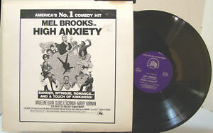 Mel-Brooks-High-Anxiety-Special-Radio-Promotional-Material-INTERVIEW