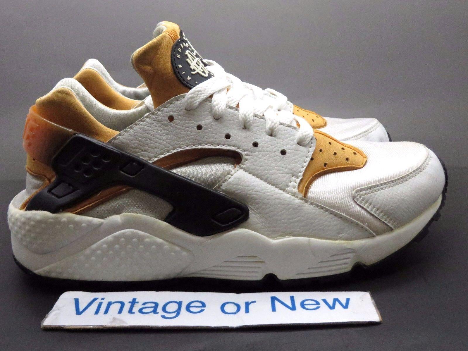 Women's VTG Nike Air Huarache LE Melon 2000 sz 10 Men's sz 8.5