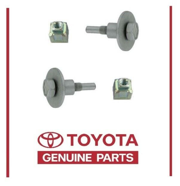2 GENUINE OEM LEXUS TOYOTA SCION AIR FILTER ELEMENT BOX COVER SCREWS BOLTS