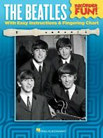 The Beatles Recorder Fun With Easy Instructions And Fingering Chart 000159580