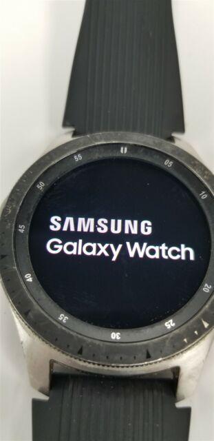 Samsung Galaxy Watch SM-R800 46mm Black (Bluetooth) DISCOUNTED! TW1145