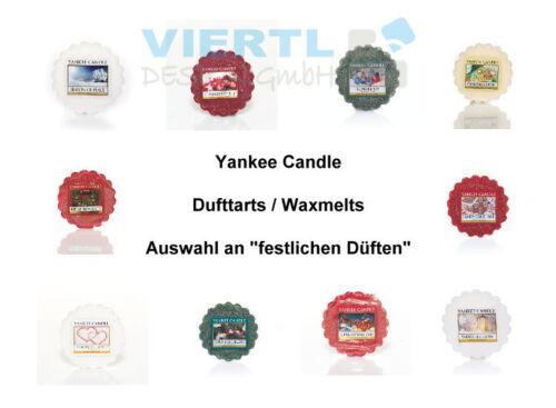 Tarts 22g Wachstörtchen Festliche Düfte Wax Melts Yankee Candle