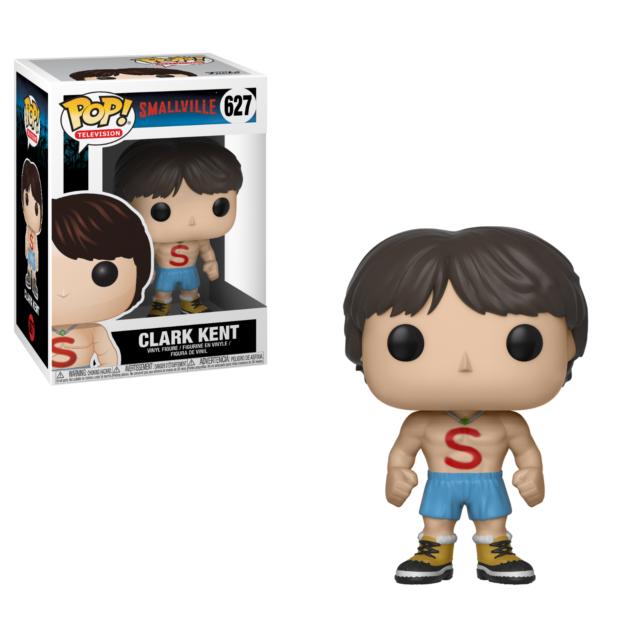 Funko Pop! Television 627 Smallville Clark Kent Shirtless Superman Pop Vinyl