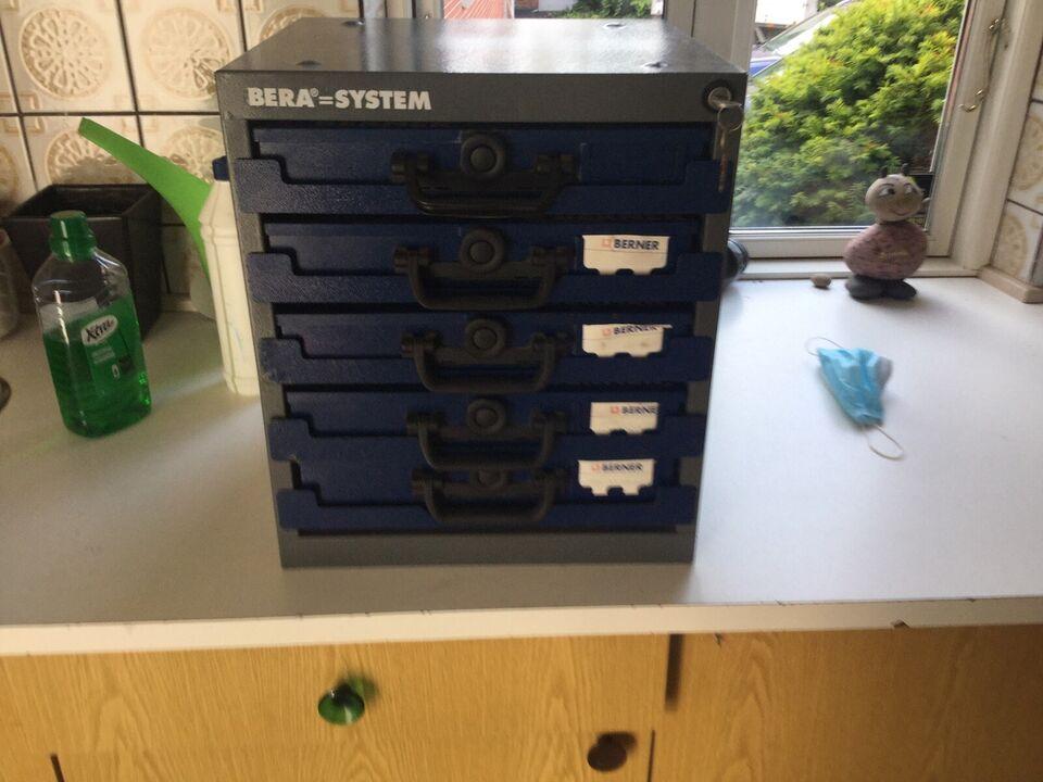 Beta opbevaringskasse