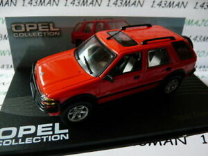 OPE86R-voiture-1-43-IXO-eagle-moss-OPEL-collection-Frontera-rouge