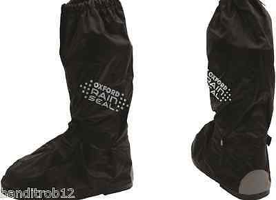 Oxford Bone Dry Rainseal Waterproof Motorcycle Motorbike Over Boots Various size
