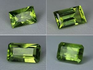 Natural-Peridot-Gemstone-Loose-Octagon-Rectangle-Best-Pakistan-Green-Color-Many