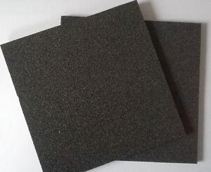 Conductive-Antistatic-Pin-insertion-foam-150mm-x-150mm-x-6mm