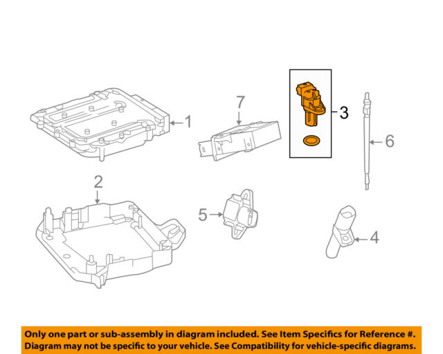 Mercedes Mercedesbenz Oem Ml350engine Camshaft Cam Position Sensor Rhebay: 2007 Ml350 Engine Diagram At Gmaili.net