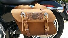 Harley Davidson Dyna Low Rider/Seventy Two/Sportster Saddle Bags PU42S