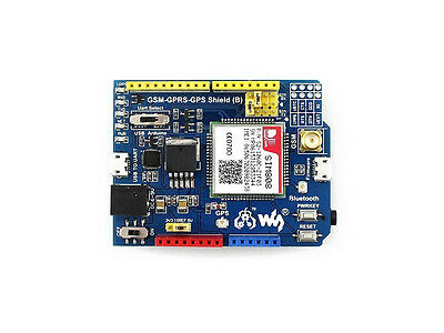 GSM Phone Module GSM GPRS GPS Shield SIM808 Quad-band Development Board