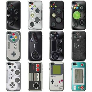 Phone-Case-for-Apple-iPhone-Smartphone-Video-Games-Console-Protective-Cover