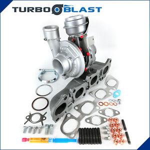 Turbolader Alfa Romeo 159 1.9 JTDM 150 PS 55201498 55201499 761899 767836 773721