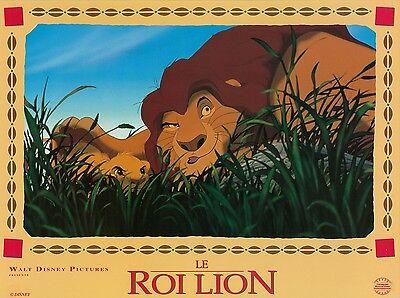 The Lion King movie poster print (C) - Disney