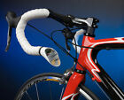 LEFT SIDE WHITE SPRINTECH ROAD BICYCLE DROP HANDLEBAR TEN SPEED MIRROR LEFT ONLY
