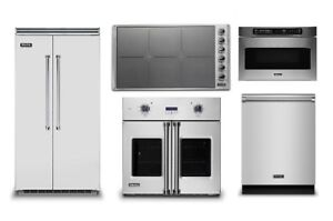 Image Is Loading Viking 42 034 Refrigerator 36 Induction Cooktop