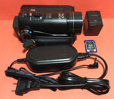 Canon HF10 (16 GB) Flash Media Camcorder
