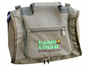 Camp-Cover-Wash-Bag-Safari-26-x-10-x-19-cm-Khaki-Ripstop-CCK006-A