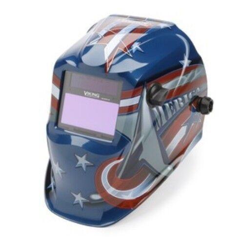 K3173-3 Lincoln Electric Viking 1840 All American Welding Helmet