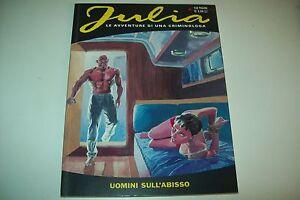 JULIA-N-84-UOMINI-SULL-039-ABISSO-2005-GIANCARLO-BERARDI-BONELLI-EDITORE-OTTIMO
