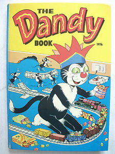 DANDY-BOOK-Vintage-From-1976-High-Grade