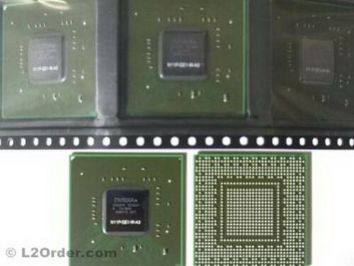 1X NEW NVIDIA N11P-GE1-W-A3 BGA Chipset With Lead Solder Balls