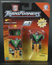 Tiny Tins SIDE SWIPE Transformers Robots In Disguise RID Spychangers Sideswipe