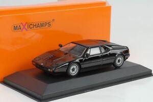 1979-BMW-M1-Negro-1-43-Minichamps-Maxichamps