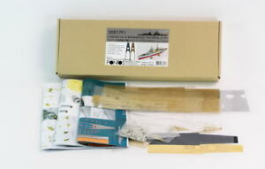 Pontos-Model-1-350-USS-CA-35-Indianapolis-1945-Detail-up-set-for-Academy-kit