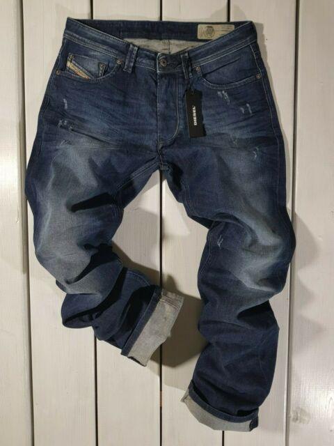 Diesel Buster Jeans Straight Uomo