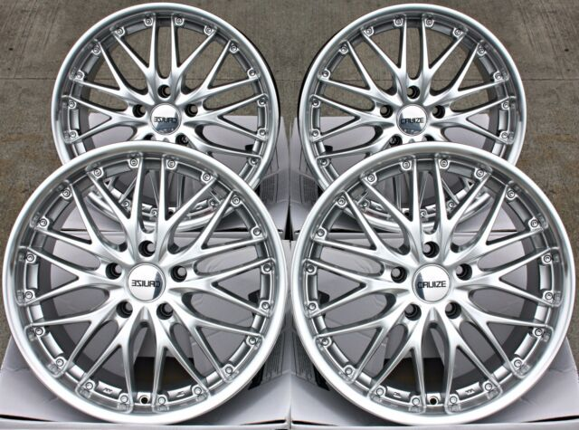 """19"""" ALLOY WHEELS CRUIZE 190 SP FIT FOR OPEL ADAM S CORSA D ASTRA H & OPC"""