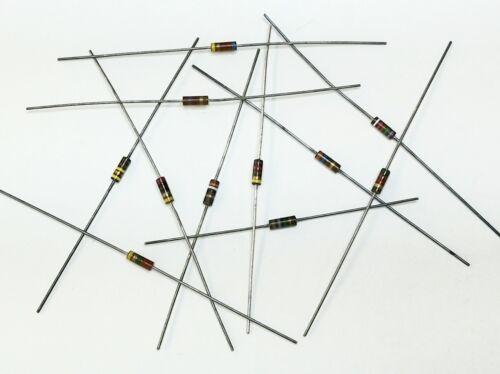 12 Ohm 1//4W 10/% Carbon Composition Resistor Carbon Comp 250mW Lot of 20