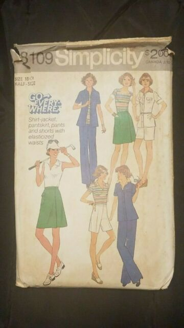 Kitchen Towel Dress Pot Holders Oven Mitts Simplicity Sewing Pattern 8109 BN FS
