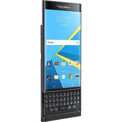 Brand New BlackBerry Priv Factory Unlocked 32GB 18MP Smartphone STV100-3