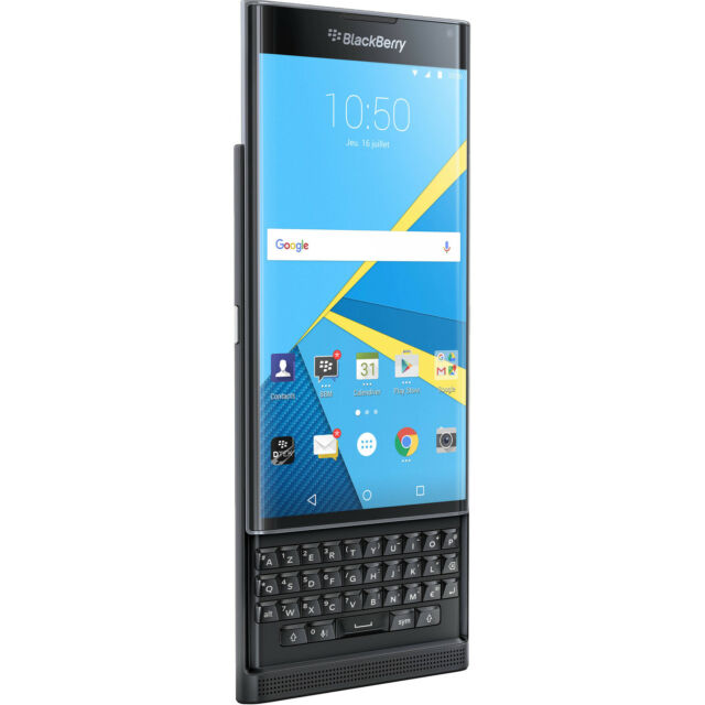 Brand New BlackBerry Priv Factory Unlocked 32GB 18MP Smartphone STV100-3