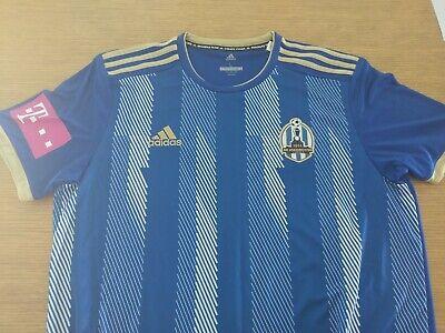 Lokomotiva Zagreb Croatia Original Shirt Jersey Football Rare 2019 20 Patche Ebay