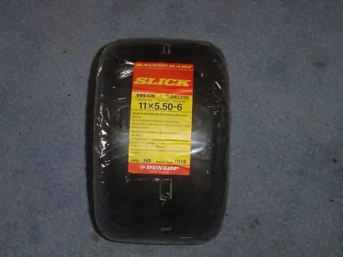 6 Zoll Vorderad Reifen Dunlop unbenutzt