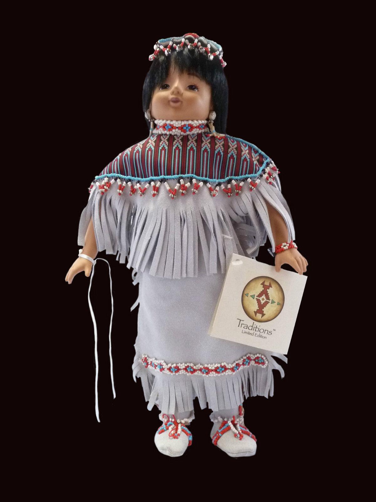 Paloma Suave-Wishram princesa por Sandy muñecas