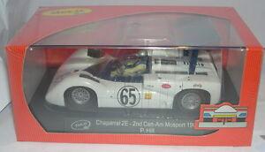 Slot.it Ca16a Chaparral 2e # 65 Can-am Motosport 1966 P.hill Mb