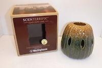 Westinghouse Scenterrific Wq510018 Round Pot Decorative Fragrance Warmer