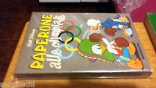 CLASSICI DISNEY 1a SERIE # 28-  PAPERONE ALLE OLIMPIADI - 1968- ORIGINALE - RARO