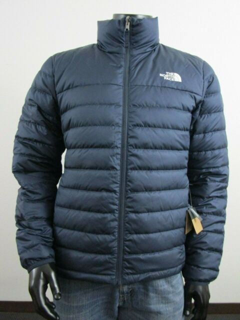 Green NWT Mens TNF The North Face Flare 550-Down Insulated FZ Puffer Jacket