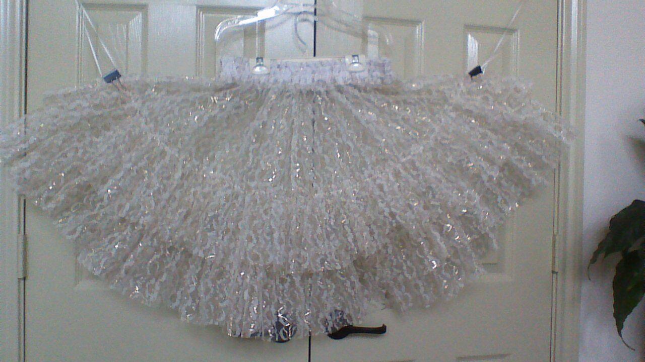 Suzi's Ruffles Square Dance skirt